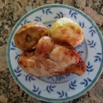 Air fried Herbal Chicken Breast