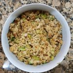 Chicken and Broccoli Fried Rice