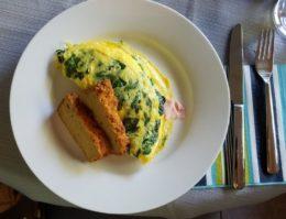 Johannes Famous Omelette