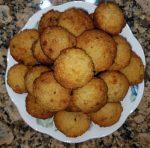 Coconut and Walnut Muffins (SCD)