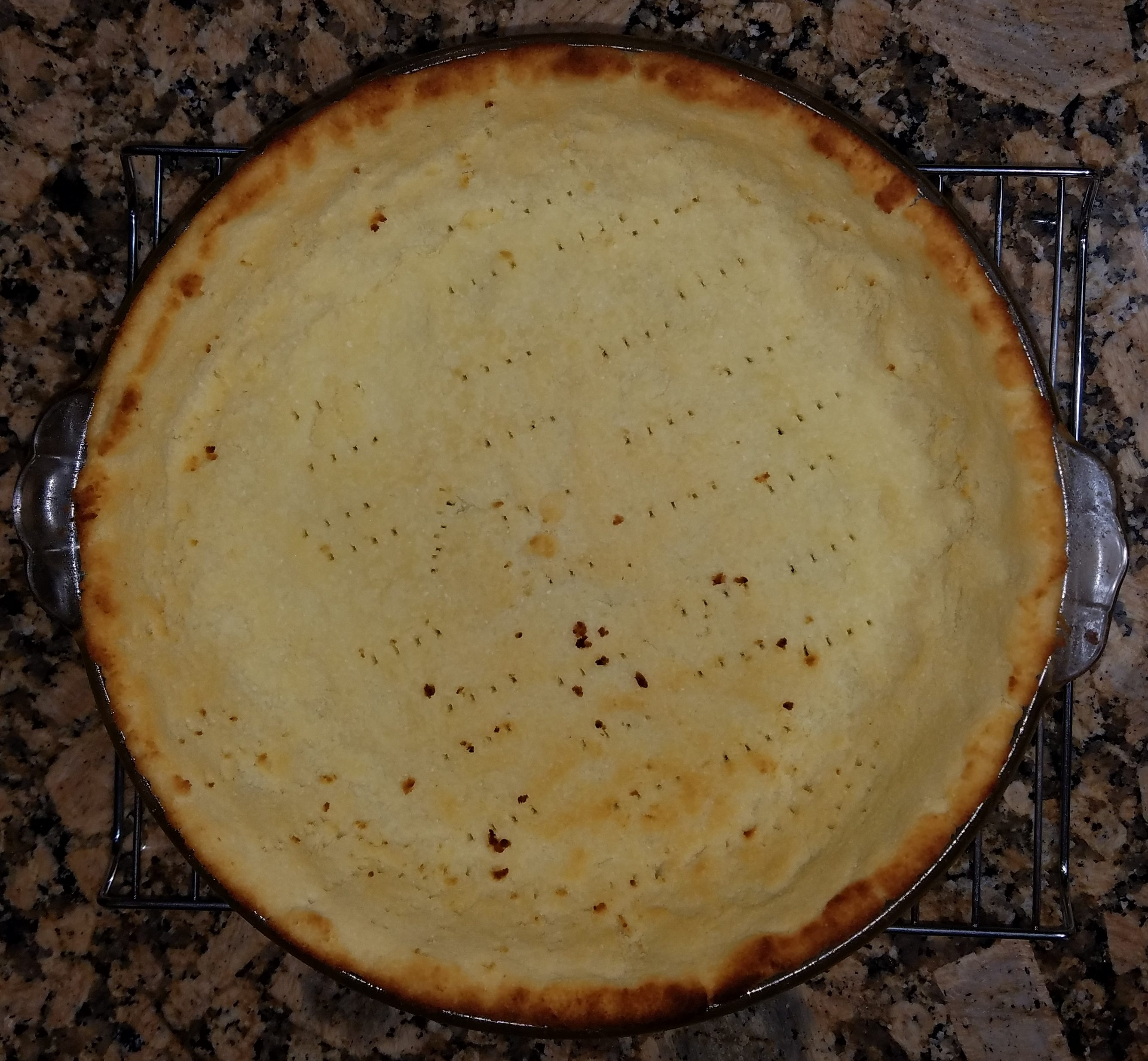 coconut pie crust