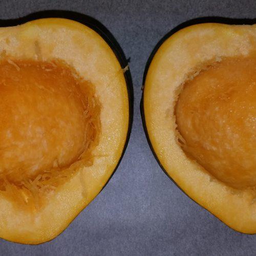 Baked Acorn Squash (SCD)