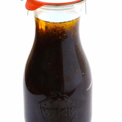 Verde's Balsamic Vinaigrette (SCD)
