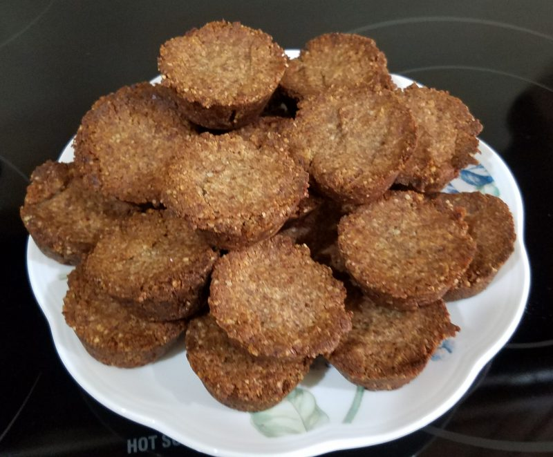 Date pecan nuggets
